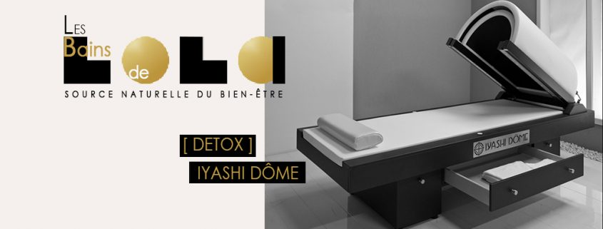 Cure detox iaysi dome