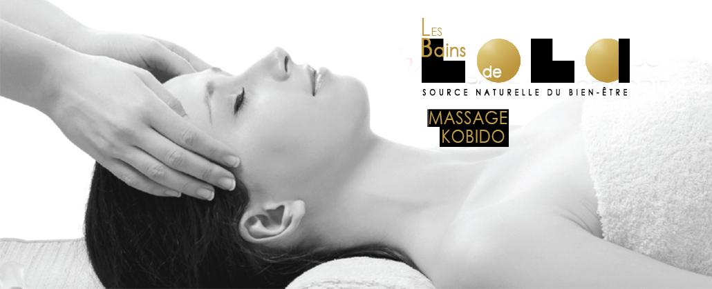 Massage liftant anti-âge Kobido